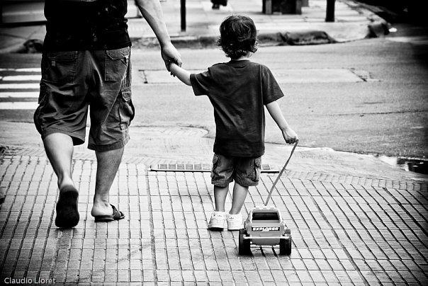 Раскаяние отца