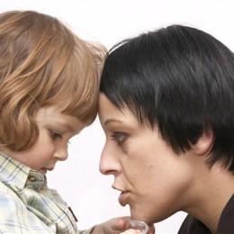 Ребенок говорит плохие слова