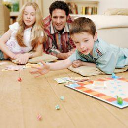 Польза настольных игр для детей
