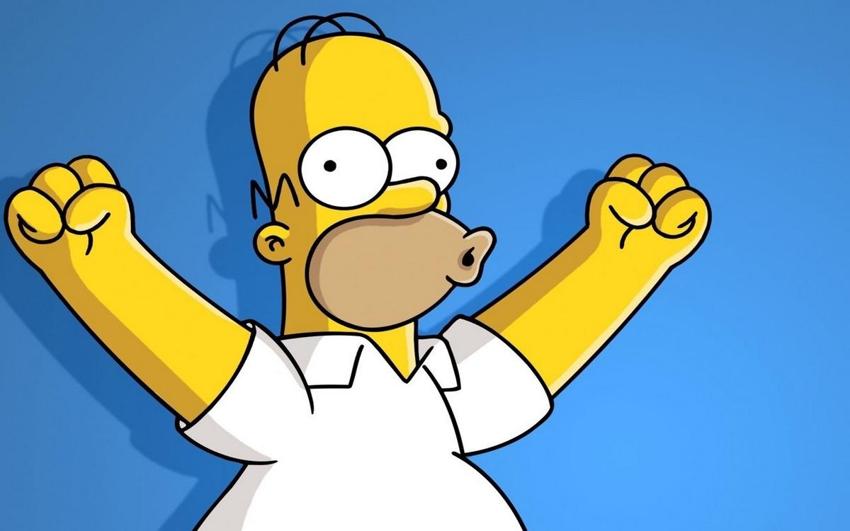 Симпсоны персонажи картинки 22 фотография