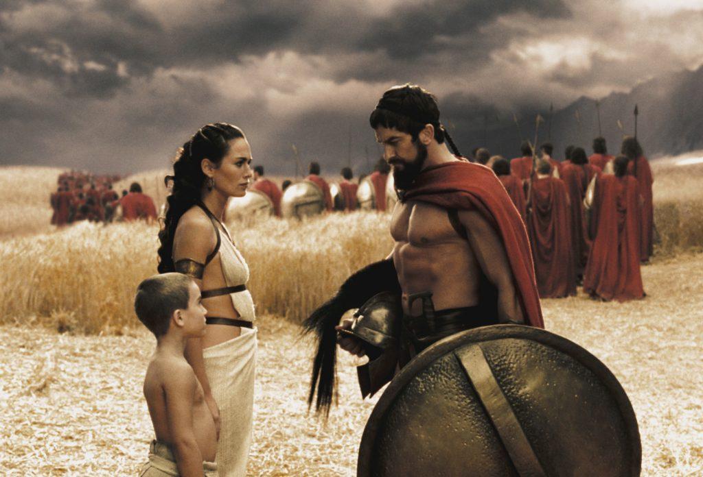 Воспитание по-спартански