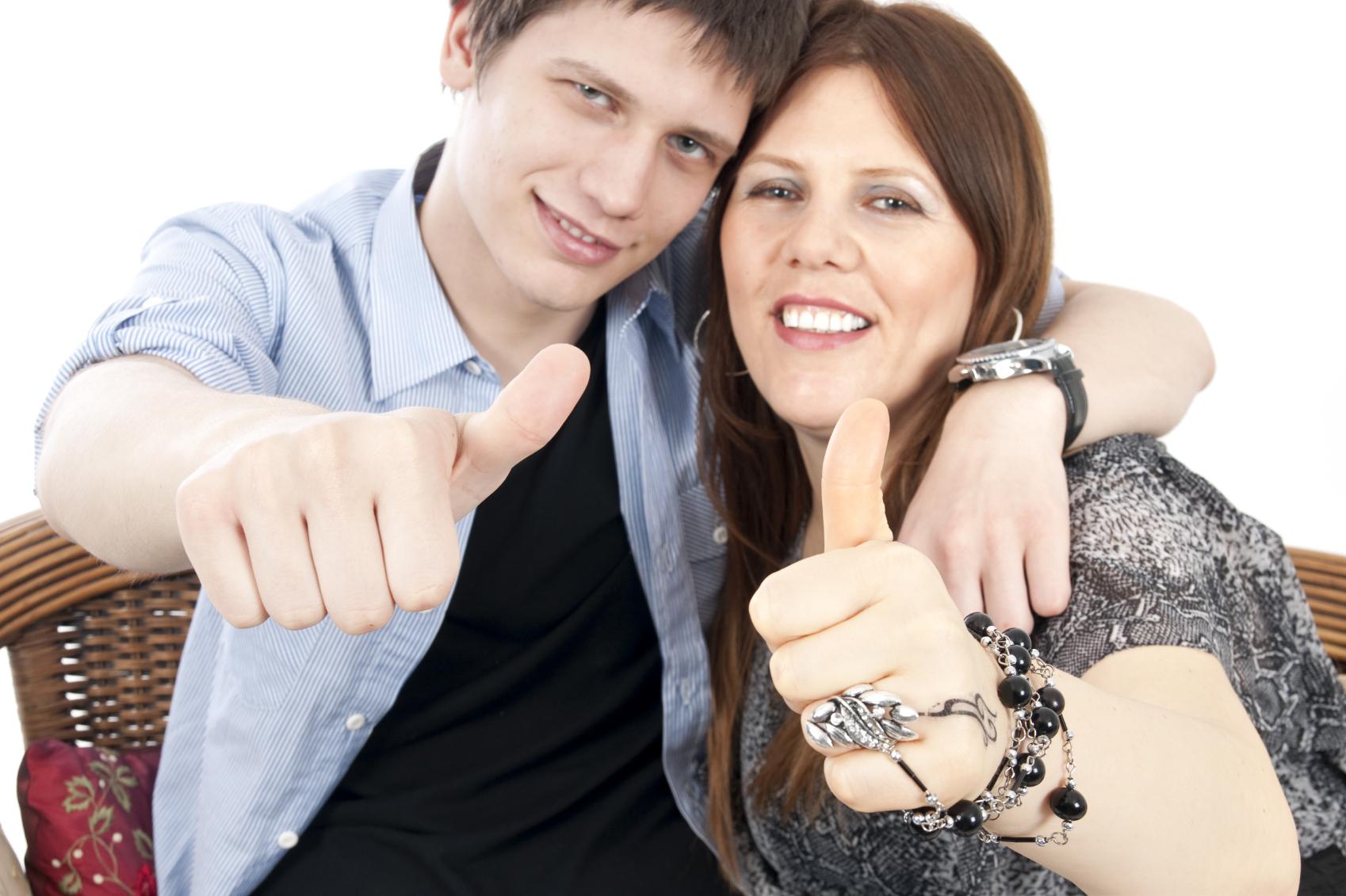 Связь мама и сын 3 фотография