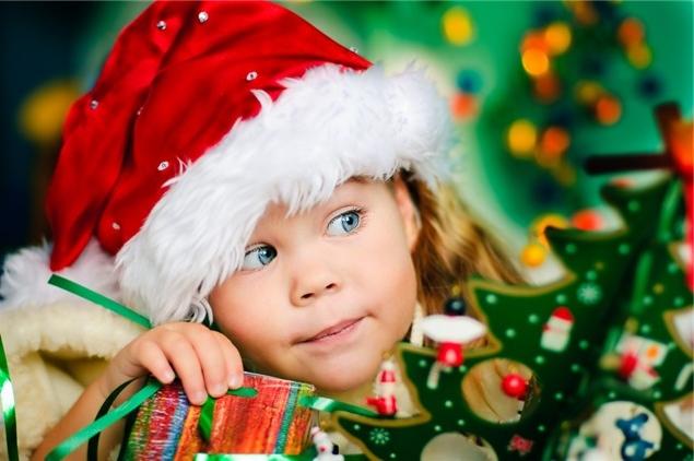 какой новогодний подарок хочет ребенок