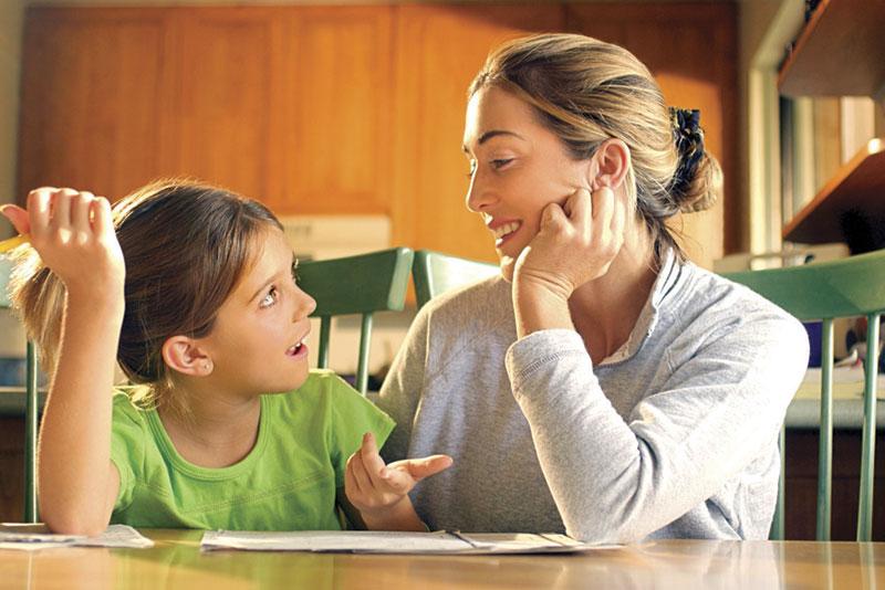 Как говорить с ребенком, или 5 способов решить одну проблему