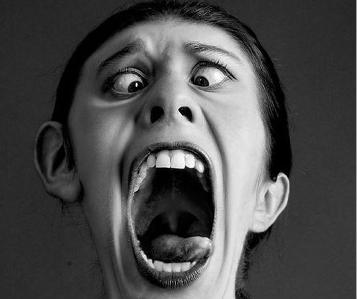 как не кричать на ребенка
