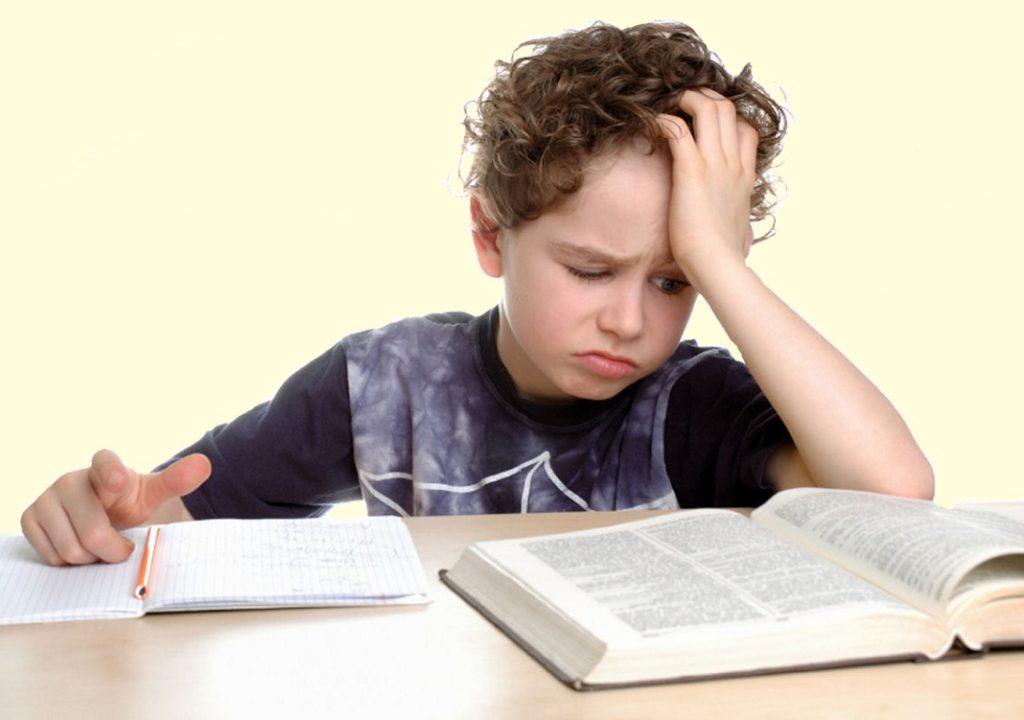 Когда ребенок демонстрирует беспомощность