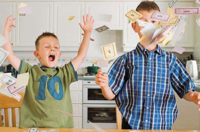 Что в кармане вашего ребенка, Давать или не давать карманные деньги ребенку