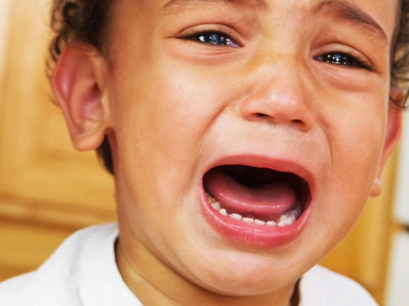 7 способов остановить детские истерики