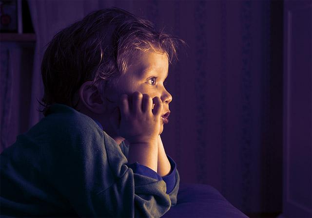 как не испортить психику ребенку