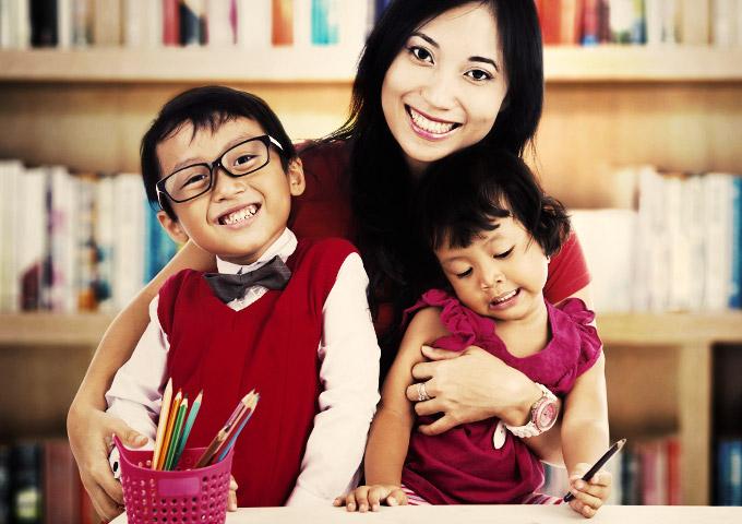 воспитания детей в Японии
