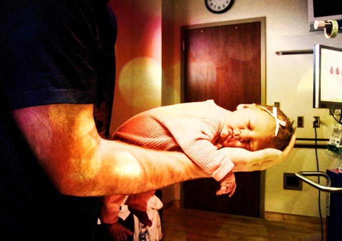 10 вещей, о которых я даже и не подозревал до появления дочери