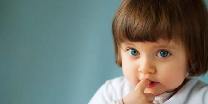 Отучаем ребенка грызть ногти!