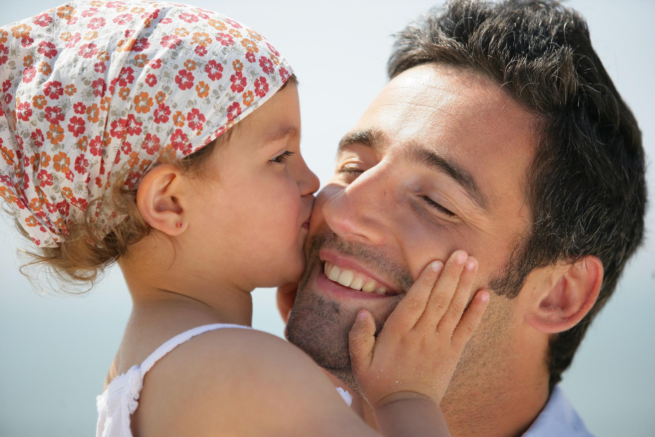 Фото дочери с отцом смотрит 17 фотография