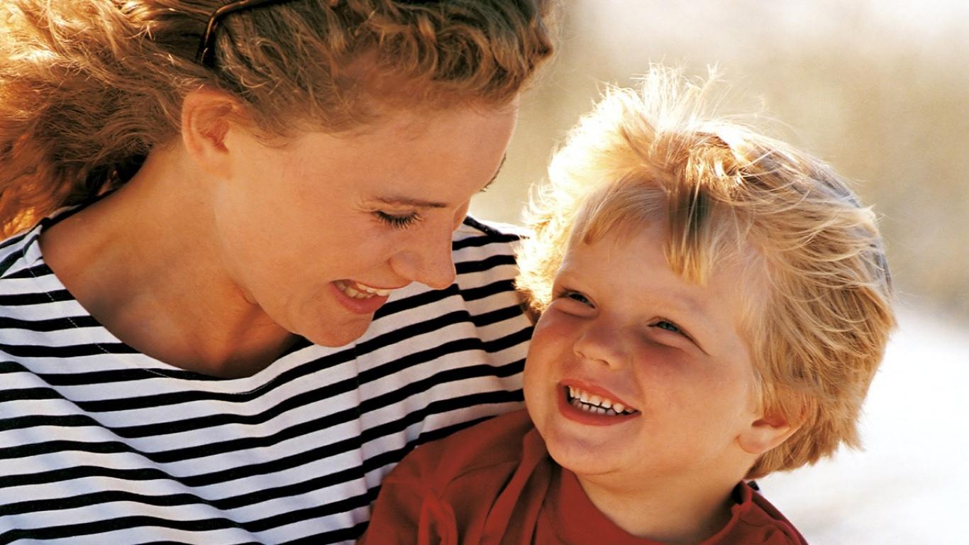 Фото женщин с сыном 2 фотография