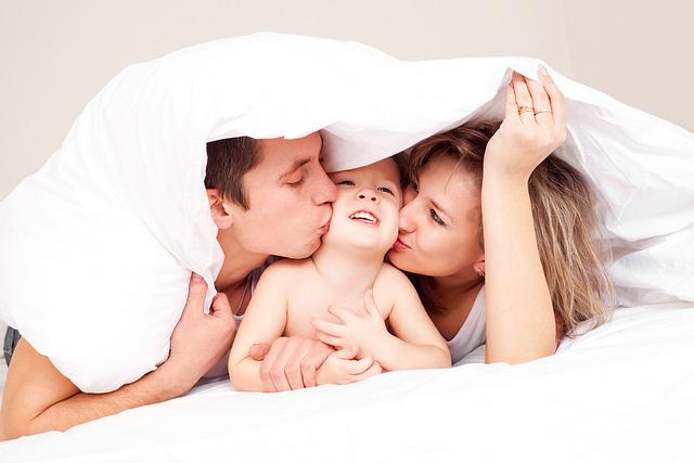 счастливая-семья