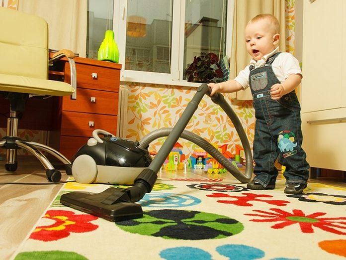 Приучаем ребенка к чистоте и аккуратности