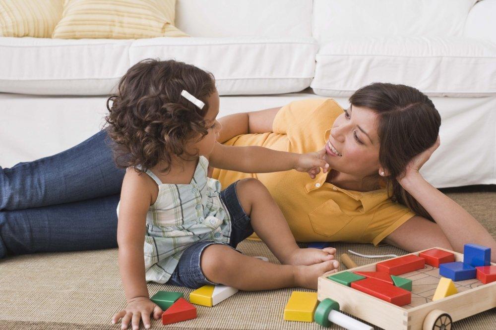 Речь трехлетнего ребенка! Как помочь малышу научиться говорить правильно!