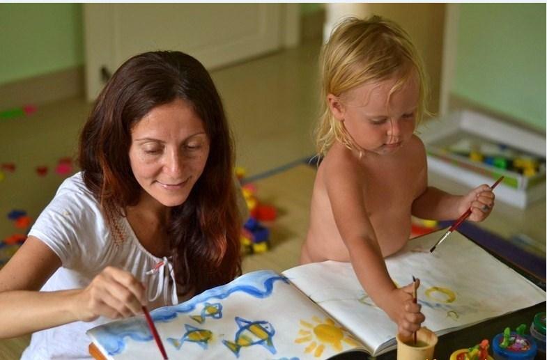 Развивающая тетрадь с комплексными играми-занятиями для детей 3-5 лет!