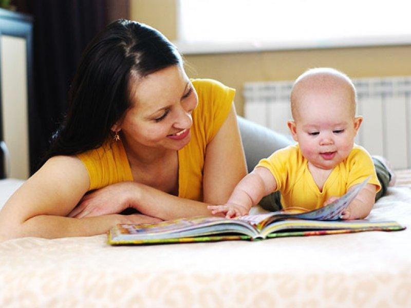 Несколько полезных советов мамам, которые хотят привить ребенку любовь к чтению!