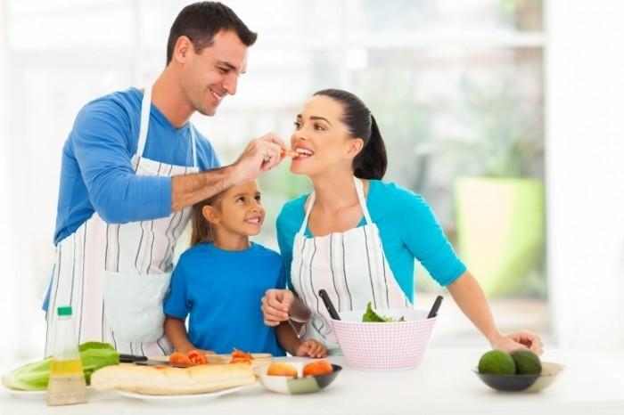 Крепость семейных отношений зависит от веса жены
