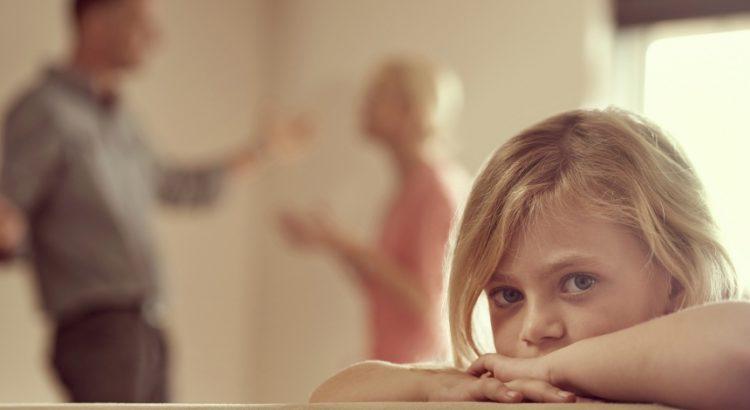 Детский стресс: причины, управление, снятие