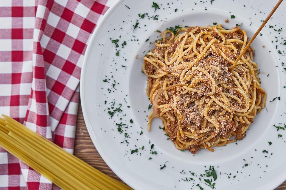 Макароны с соусом Болоньезе – вкусно и полезно!