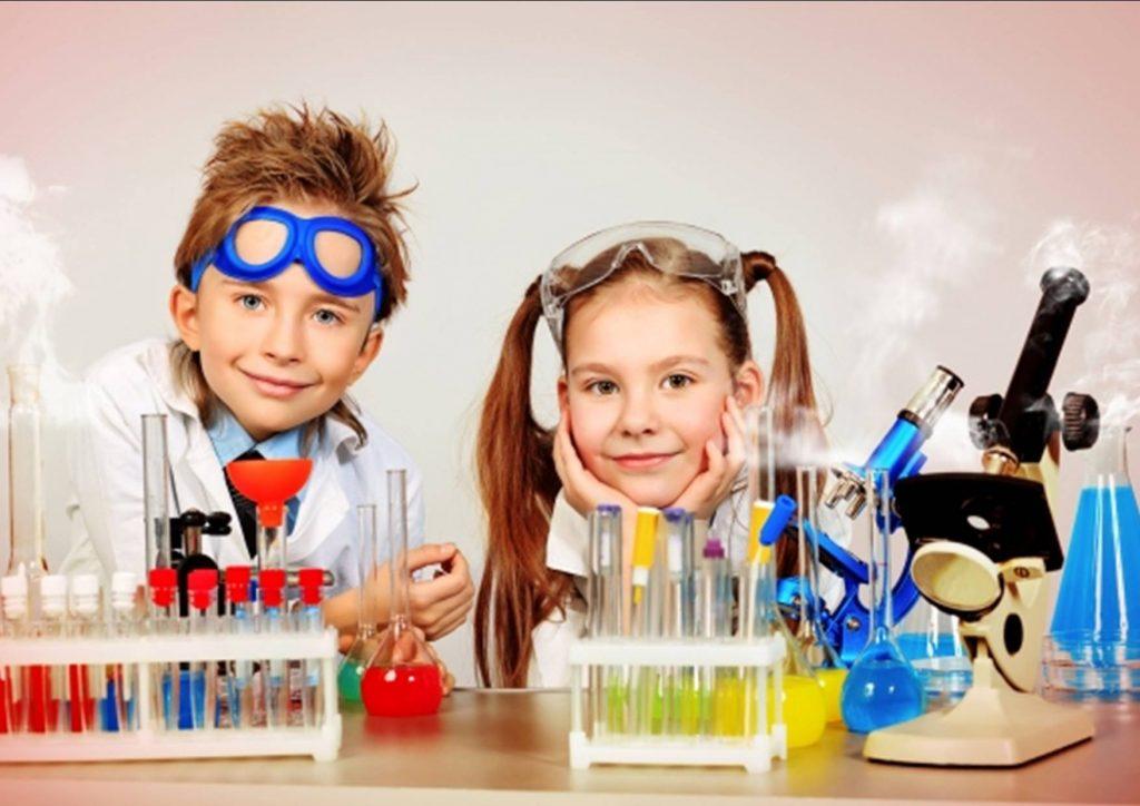 Занимательная наука для детей — 10 простых научных опытов с детьми