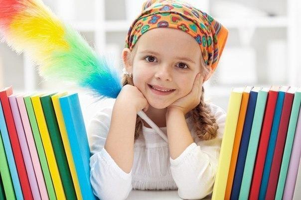 Дети помогают родителям. Домашние обязанности ребенка
