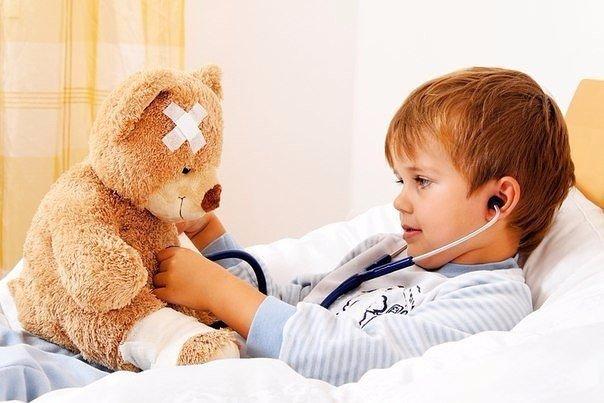 Детсадовские инфекции — что обязательно нужно знать.