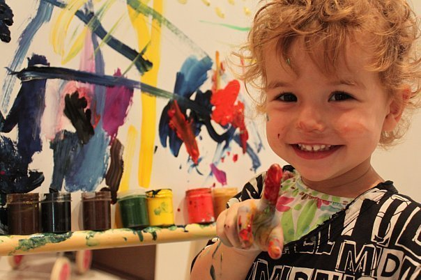 Советы Психолога: Определяем психологическое состояние малыша по Цветам