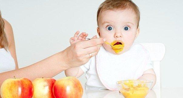 18 детских рецептов для детей от года