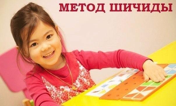 Развивающие Занятия на Дому по Методу ШИЧИДЫ