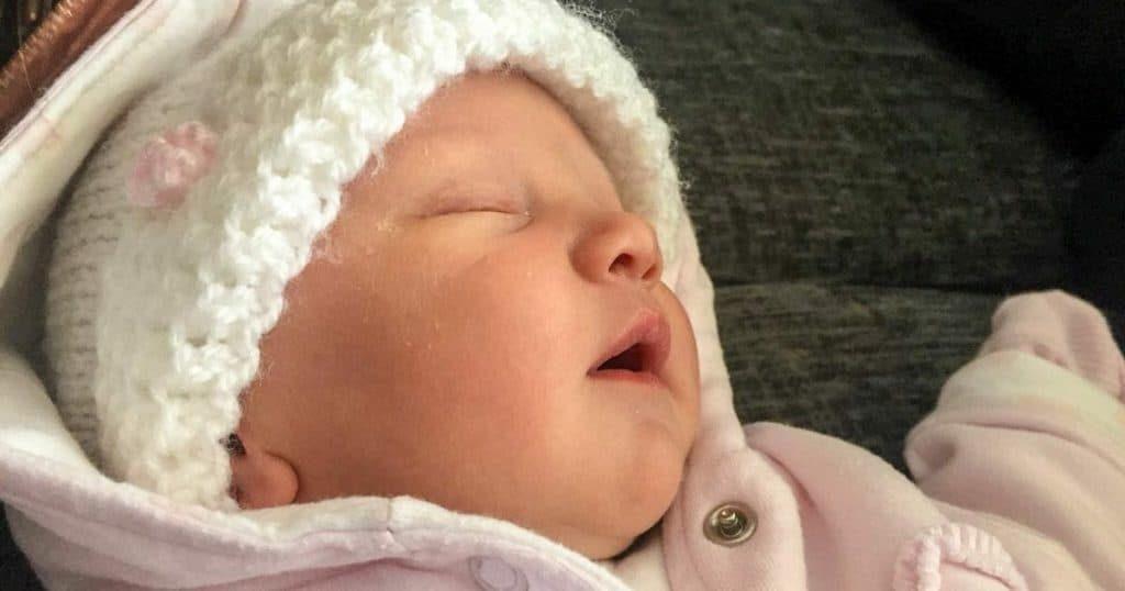3-недельный ребенок без сознания после поездки на машине — мама срочно предупреждает всех родителей!