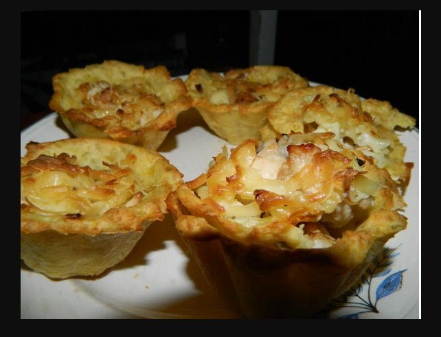 Картофельные лодочки — настоящее угощение для ваших непосед!