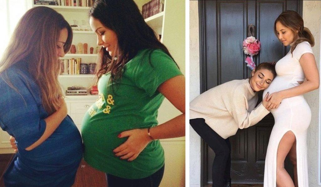 Исследования подтверждают, что беременность является заразительной!