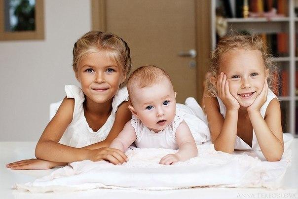 4 основных Этапа ВОСПИТАНИЯ Детей