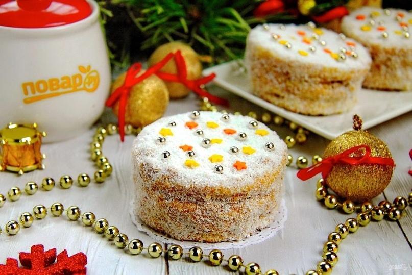 Пирожные с медом для моих любимых крошек!