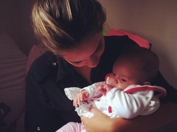 Стих о прекрасной дочери: Просто мне подумалось: «У меня есть Дочка!»
