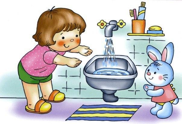 Как привить самые хорошие и правильные привычки малышу с помощью стишков?