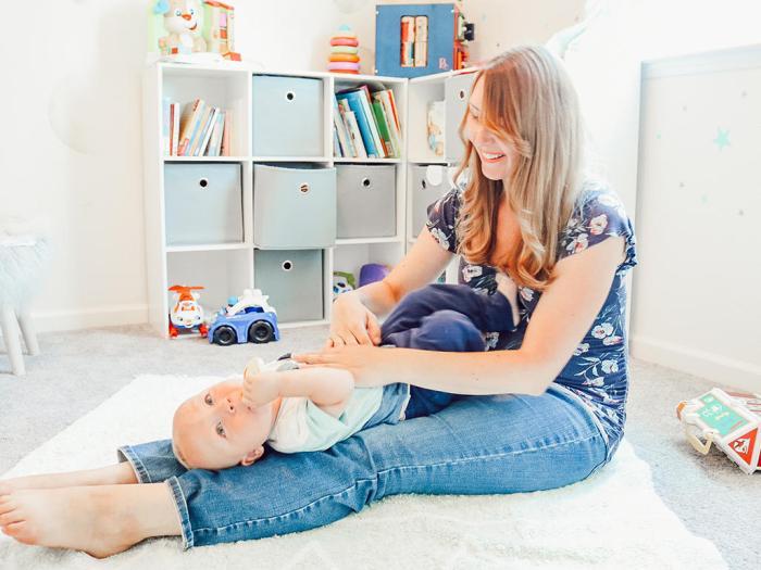 4 способа облегчить расстройство желудка у вашего ребенка!