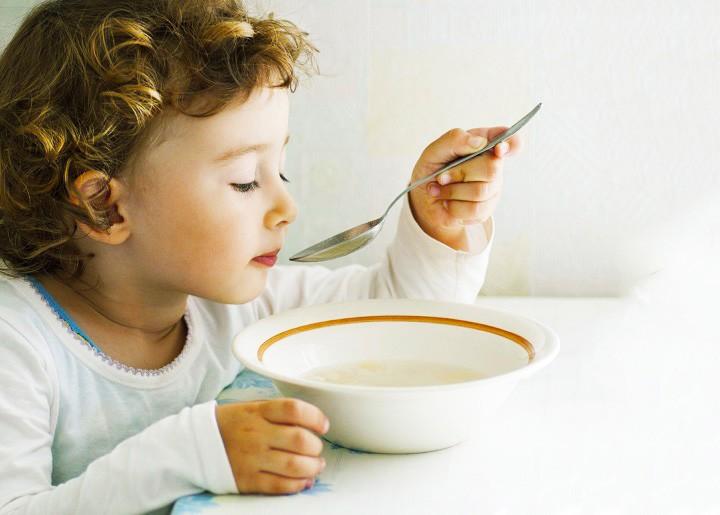 9 вкусных блюд для детей, больных коклюшем!