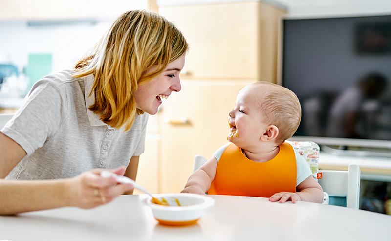 5 способов добавить «изюминку» в детское питание!