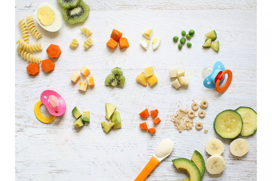 Полезные продукты, которые родители должны включить в рацион питания своих детей!