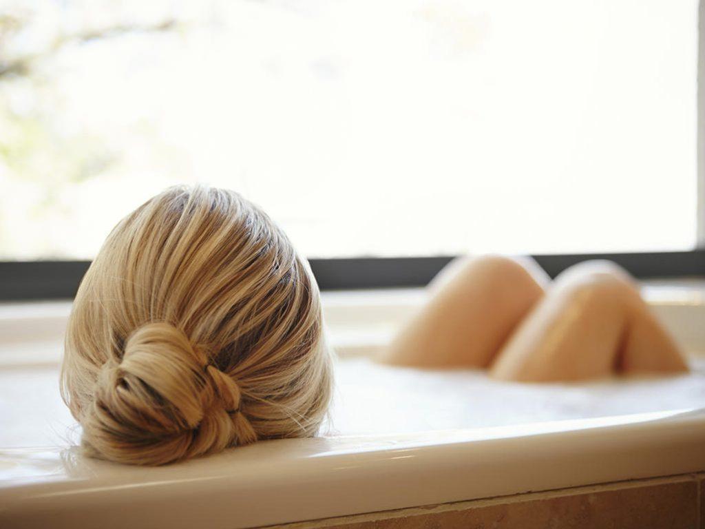 Правда ли, что беременным не следует принимать ванны?