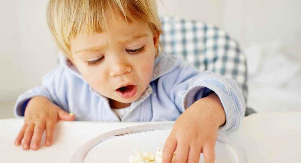 Продукты, которые могут быть небезопасны для вашего ребенка!