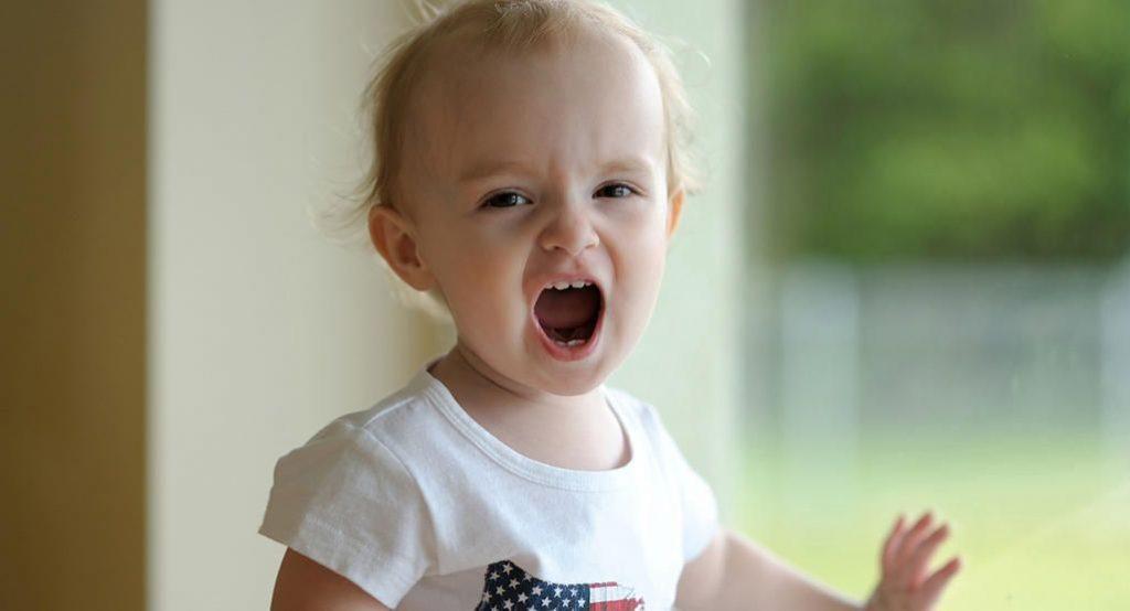 Что делать, когда ваш малыш кричит?