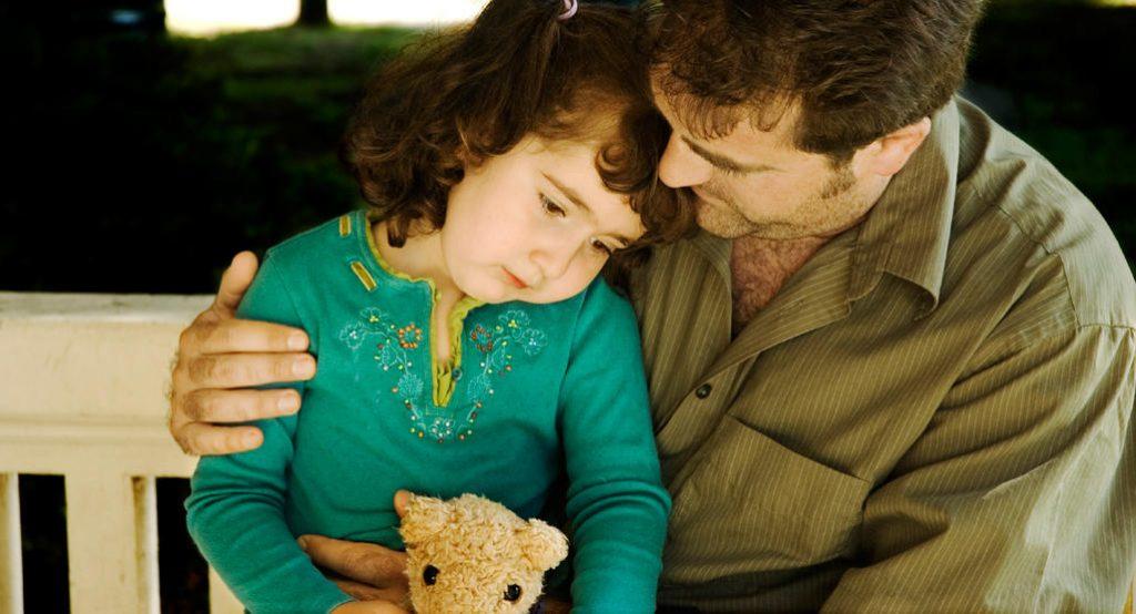 Как сказать своему ребенку (в возрасте от 5 до 8 лет), что вы разводитесь?