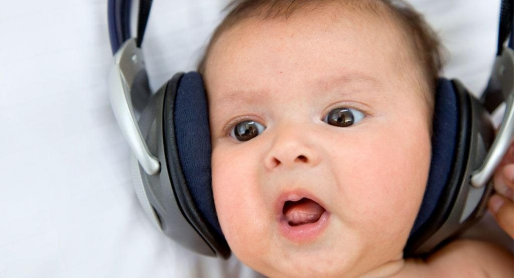 Музыка и ваш ребенок!