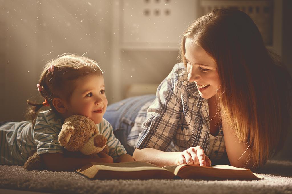 Когда ваш малыш не хочет читать!