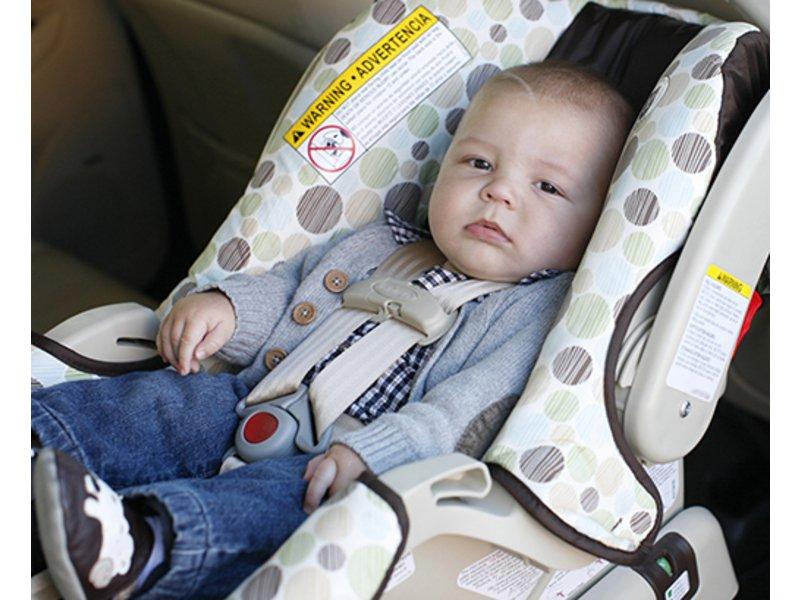 Ошибки в установке детского автокресла, которые допускают почти все родители!